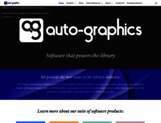 auto-graphics.com screenshot