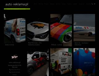 auto-reklama.pl screenshot