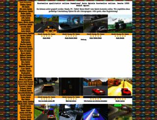 auto-spiele.onlinespiele1.com screenshot