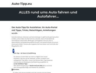 auto-tipp.eu screenshot