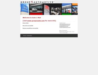 auto1mail.com screenshot