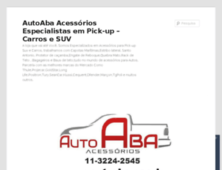 autoaba.com screenshot