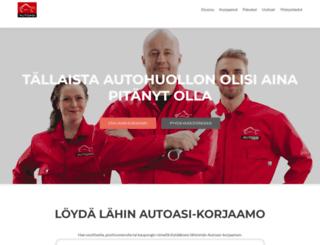 autoasi.fi screenshot