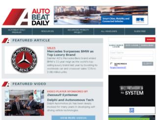 autobeatinsider.com screenshot