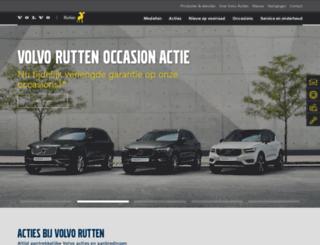 autobedrijfrutten.nl screenshot