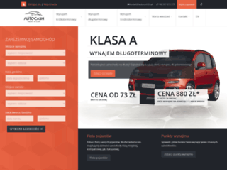 autocash24.pl screenshot