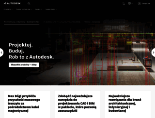autodesk.pl screenshot