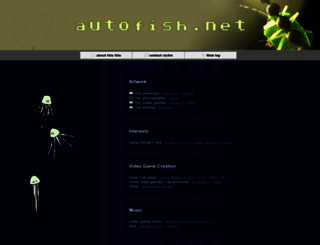 autofish.net screenshot