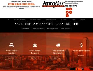 autoflex.com screenshot