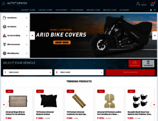 autofurnish.com screenshot