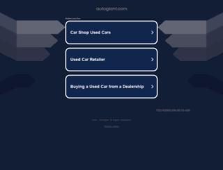 autogiant.com screenshot