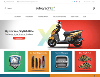 autographix.com screenshot