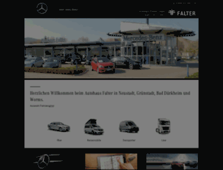 autohausfalter.de screenshot