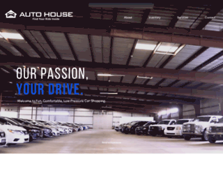autohouse.com screenshot
