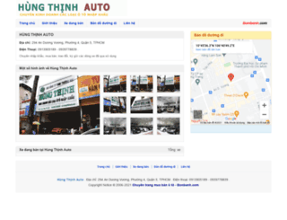autohungthinh.bonbanh.com screenshot