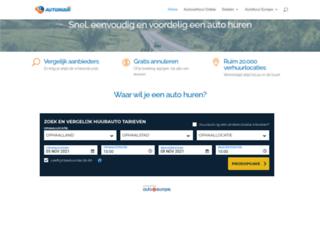 autohuur.org screenshot