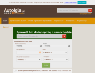 autoigla.pl screenshot