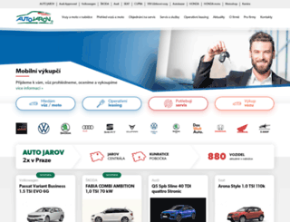 autojarov.cz screenshot