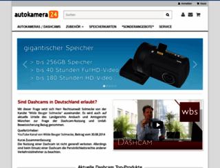 autokamera-24.de screenshot