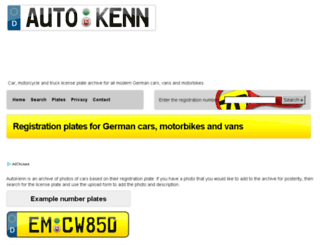 autokenn.com screenshot
