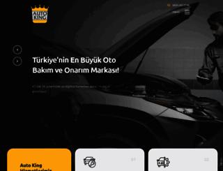 autoking.com.tr screenshot