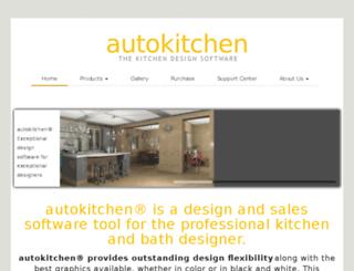 autokitchen.com screenshot