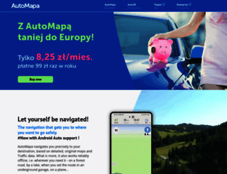 automapa.pl screenshot