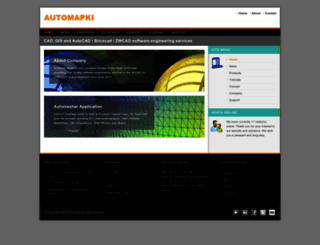 automapki.com screenshot
