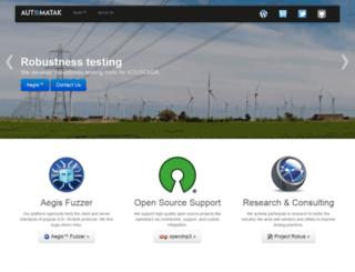automatak.com screenshot