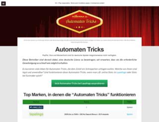 automatentipps.com screenshot