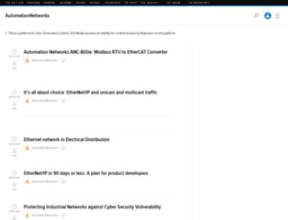 automationnet.kinja.com screenshot