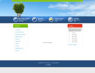 automatizacija-apartmana.com screenshot