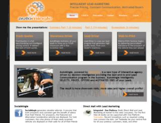 automingle.com screenshot