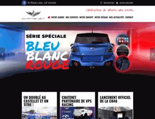 automobiles-chatenet.com screenshot