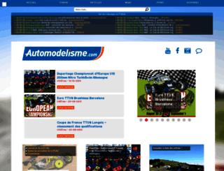 automodelisme.com screenshot