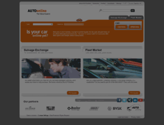autoonline.com screenshot