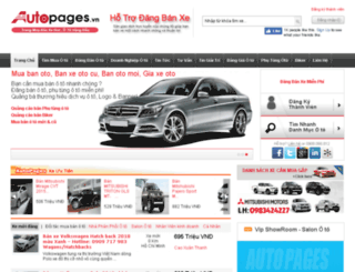 autopages.vn screenshot