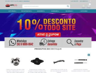 autopartsonline.com.br screenshot