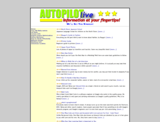 autopilotlive.com screenshot