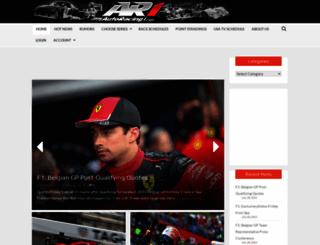 autoracing1.com screenshot
