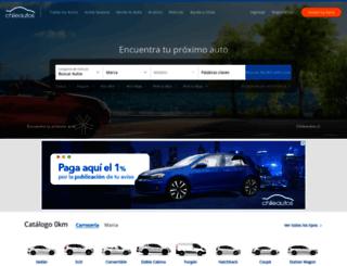 autos.demotores.com.ar screenshot