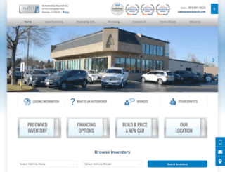 autosearch.com screenshot