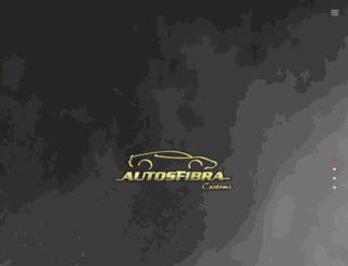 autosfibra.com.br screenshot
