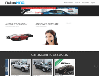 autosmag-3.dealercity.ca screenshot