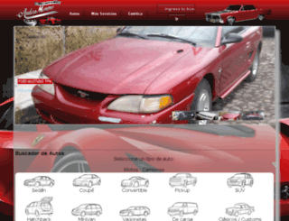 autosmoreno.com.mx screenshot
