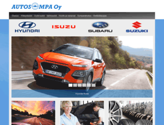 autosompa.fi screenshot