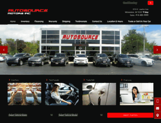autosourcemotors.com screenshot