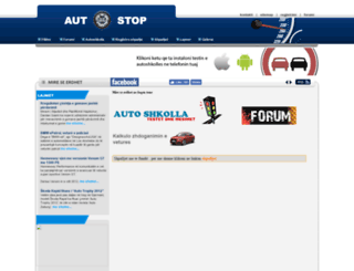 autostop-ks.com screenshot