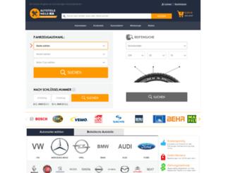 autoteile-meile.de screenshot