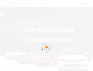 autotrade.com.ph screenshot